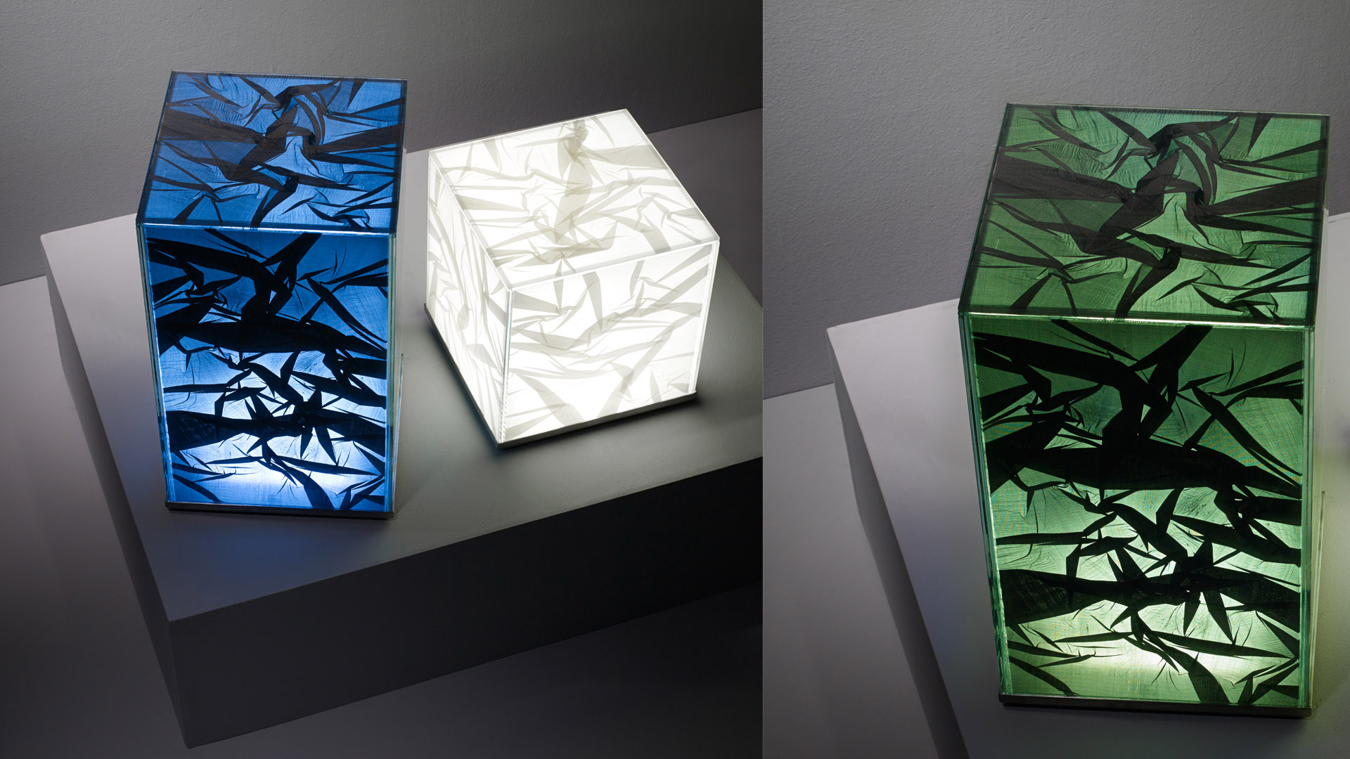 Product Design, Serenity of the Danube Collection | Lamp-duo